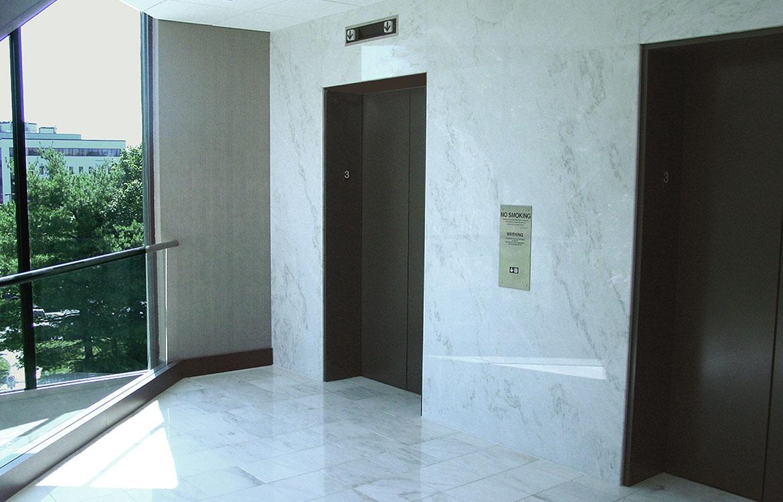 Sandy Springs Elevator Lobby Renovation