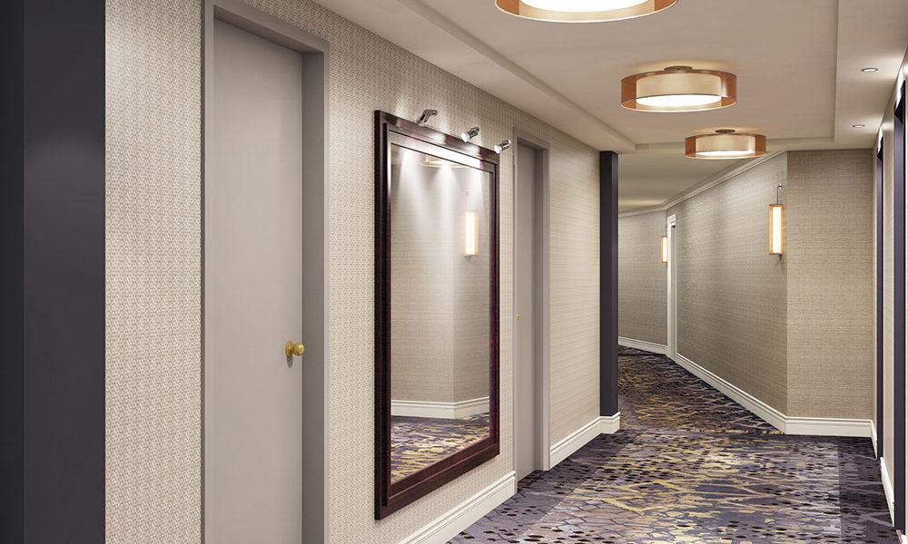 Silver Spring High Rise Corridor Concept