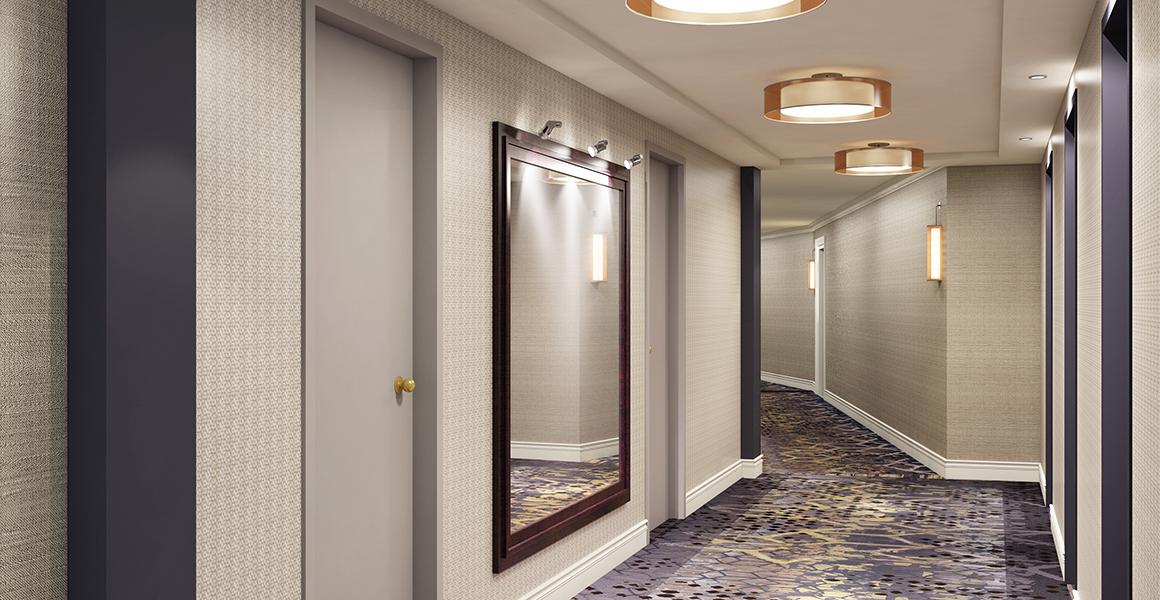 Silver Spring High Rise Corridor Concept Elise Moore